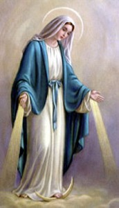 Blessed Virgin Mary1