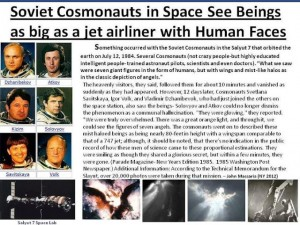 cosmonauts and angels
