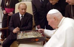 VATICAN-POPE-PUTIN