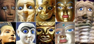 01 Blue eyed gods of antiquity