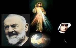 o Pio i sw Faustyna