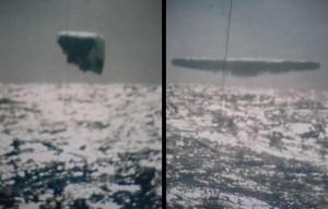 artic ufo sub marine navy 1971