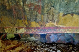 Cappadocia-church-frescoes
