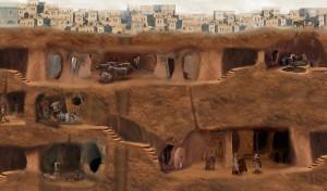 Underground-City-Cappadocia-Turkey