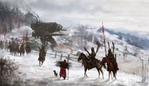 jakub-rozalski-1920-hussars