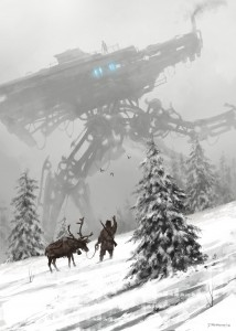 jakub-rozalski-factory-illustration-09-wintermechs