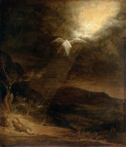 de Gelder, Aert, 1645-1727; Jacob's Dream