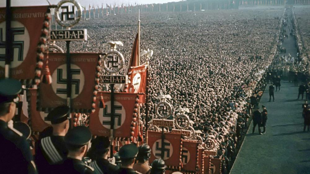 Nowi hitlerowcy NWO – pożywienie Hitlera i jemu podobnych