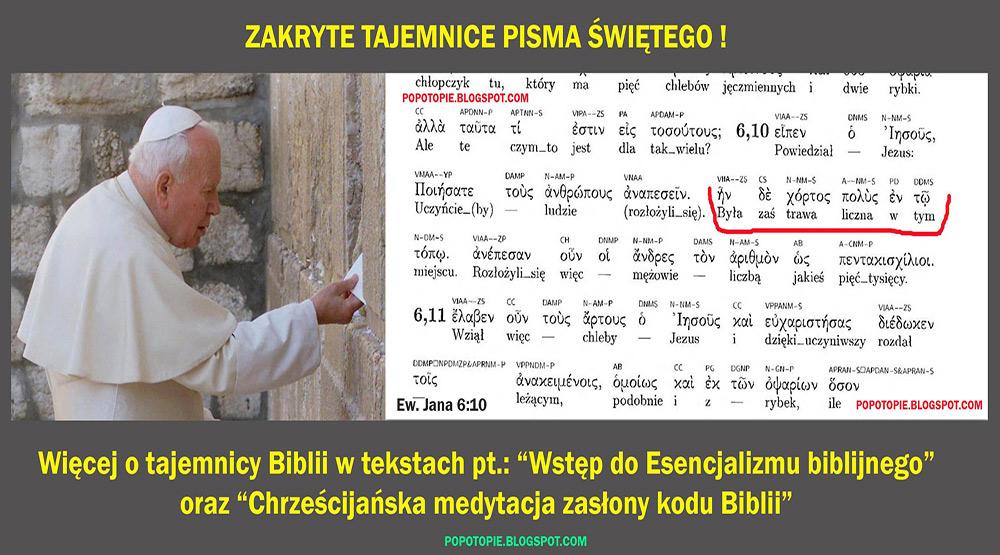 Paulini z Jasnej Góry ujawniają niezwykłe biblijne symbole !