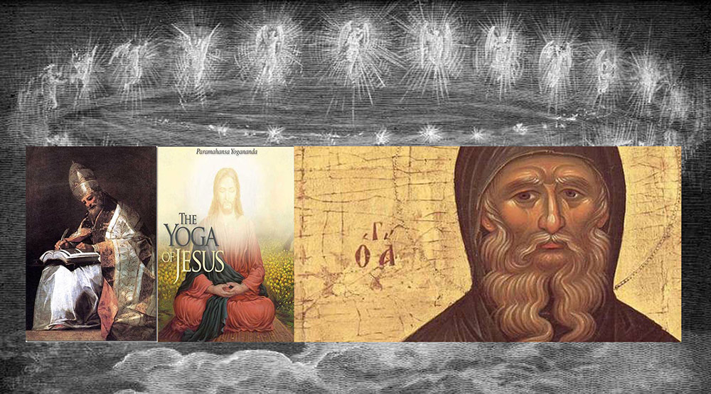 Duchowa i kosmiczna medytacja chrześcijańskich joginów