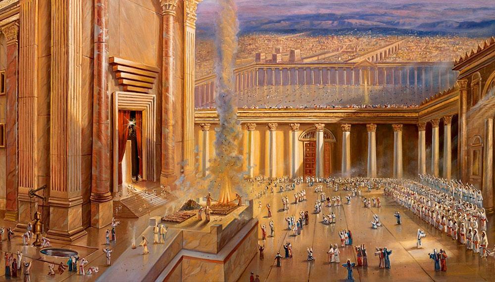 Starożytny Egipt to kosmiczny piec do topienia żelaza? – Semantyka znaków i symboli Biblii